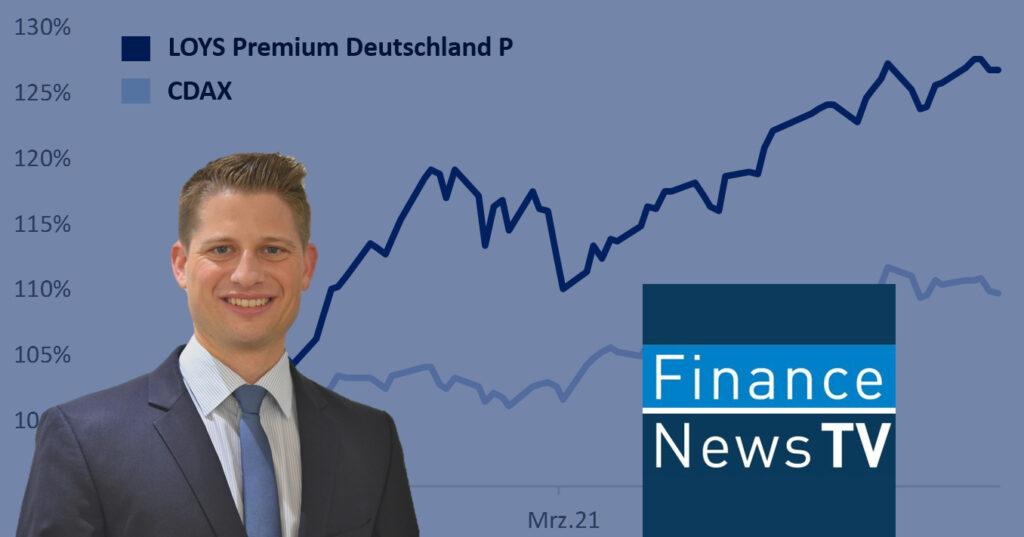 FinancenNewsTV_100 Tage LOYS Premium Deutschland